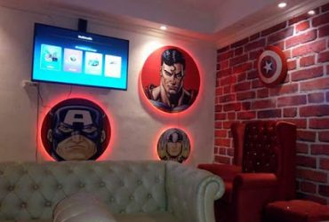 Marvel Street Cafe Meerut