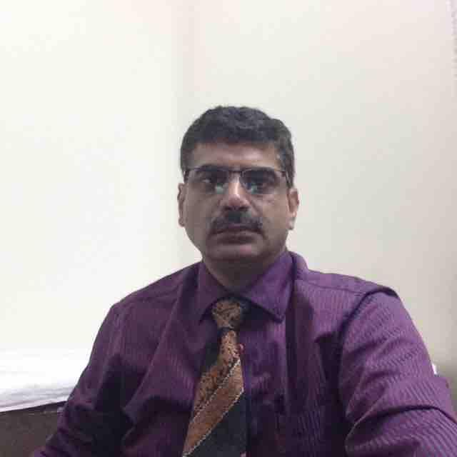 Dr Anil Mehta