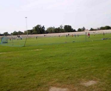 Kailash prakash Stadium Meerut