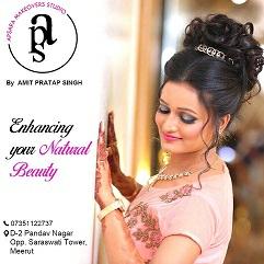Apsara Makeover Studio Meerut