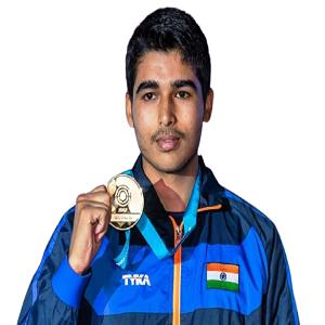 Shooter Saurabh Chaudhary