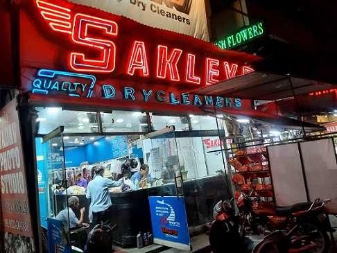 Sakleys Dry Cleaner