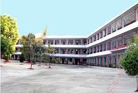 Meerut Public School Main Wing
