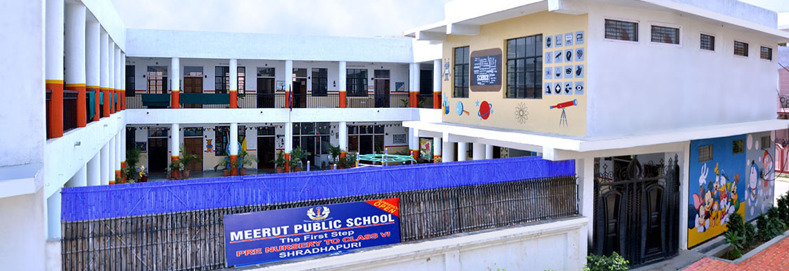 Meerut Public School The First Step