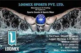 Loomex Sports Pvt Ltd Meerut