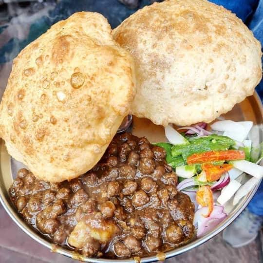 New Delhi Chole Bhature Meerut