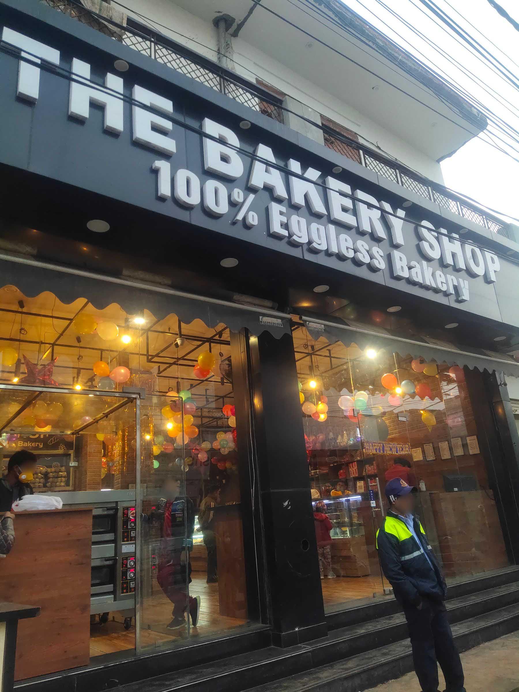 The Bakery Shop Meerut