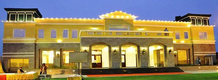 Golden Palm Resort In Meerut