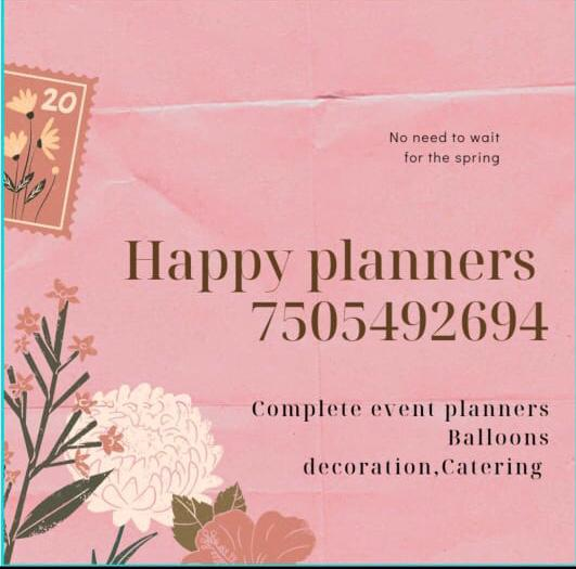 Happy Planners