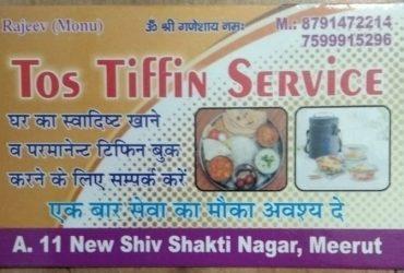 Tos Tiffin Services